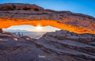 Mesa Arch II von totalstranger