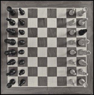 Maulwurf-Schach von Rontrus