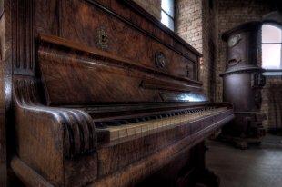 Das Klavier von Sven Gerard