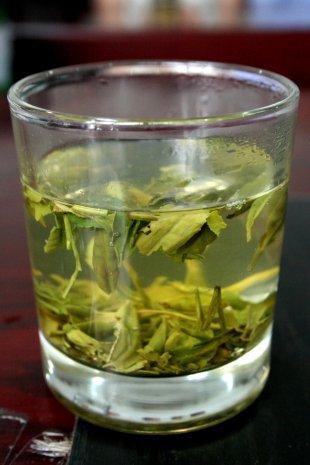 grüner Tee (GI 9 - Kaffee oder Tee) von Heike Maier