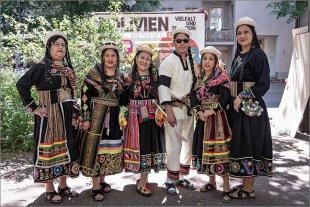 Karneval der Kulturen von Manfred Fessel