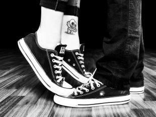 Chucks, Jeans, Krümelmonster... von Mr. Tido