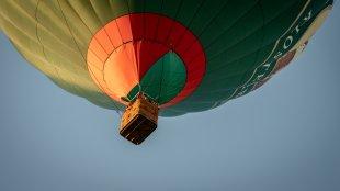balloon ride von Dr.Schall