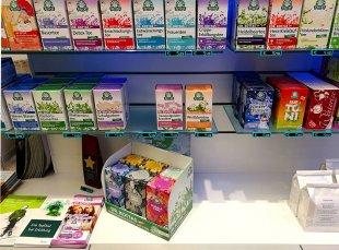 Tee Auswahl von Jademax