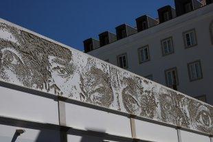 Wandkunst von rawdog