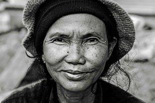 Markt Kambodscha 2 von Andrea Künstle