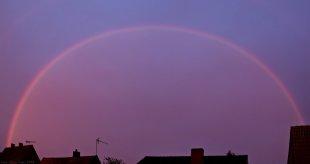 Regenbogen von Einfachmalschauen