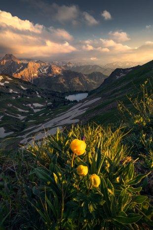 Allgäuer Alpen von holysh0t