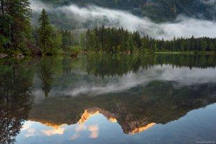 Reflection Lake von dave-derbis