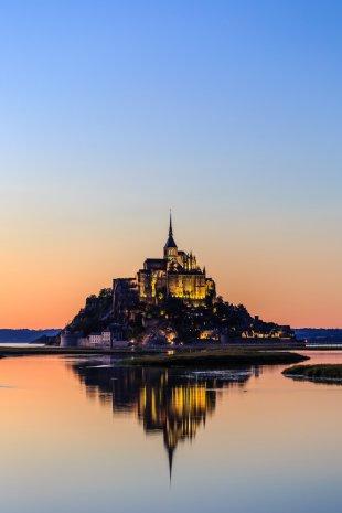 Mont Saint-Michel von Andreas Pidde