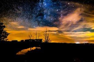 Nachts im Bruch Nr.2 von Wolzow1902