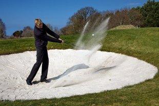 Golfspieler von muewo