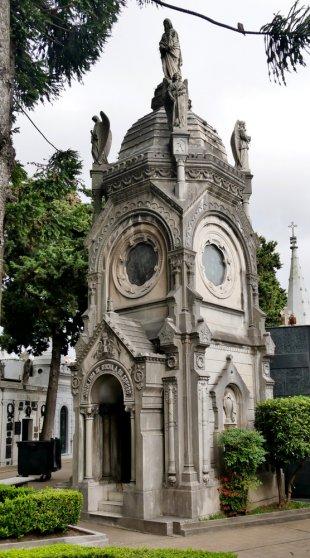 Friedhof Buenos Aires 3 von RüdigerLinse