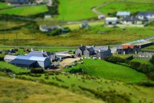 Irisches Landleben von Kickersbruder