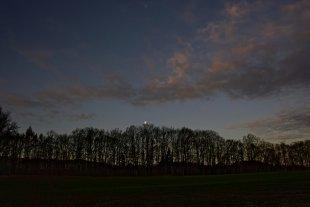 Monduntergang von Nenali