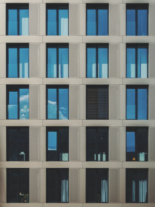 Fassade(n) Deutschlands: Köln - 009 von Daniel von Appen
