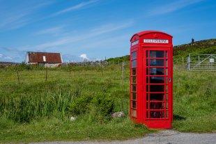 Telephone booth von LensOlli