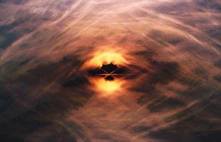 Sonnensturm von Reiner von der Schlei