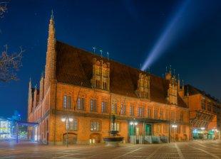 Altes Rathaus Hannover von Pham Nuwem