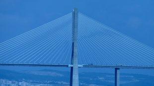 Portugal Lisabon 1 Brückepfeiler von MyEye