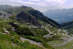 Gotthardpass von beerwish