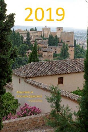 Alhambra 2019 von Freidenker_m