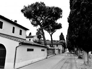 Toscana am Arno von Warpspace