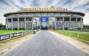 Commerzbank Arena von Dyba