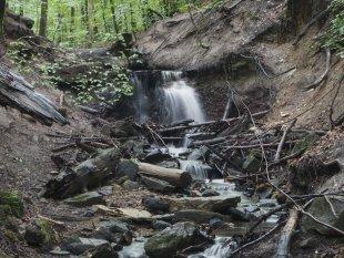 Heslacher Wasserfall 1 von tjfranz
