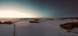 Sunrise von Christian  Rassl