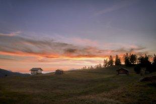Sonnenfeuer am Abend... von Texas Longhorn