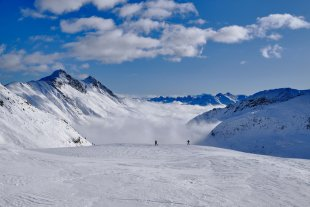 Skitour im Kühtai 1 von Michael Redinger