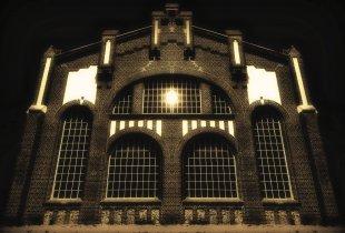 Mystisches Zechengebäude von Mario Kosowski