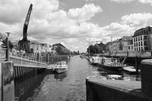 Hafen Oldenburg von wblock