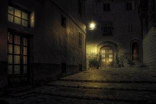 Altstadt Mallorca von Michele Kerstholt