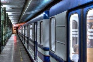 Metro Taschkent von AnnDy
