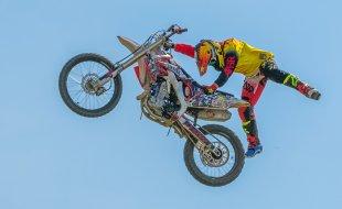 Freestylemotocross von Penusi