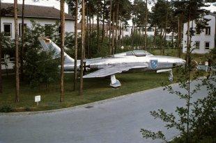 Kampfjet von Reiner von der Schlei