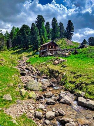 Berghütte von budaheise