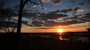 Sonnenuntergang von SchmidtA