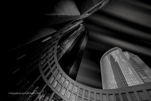 tower frankfurt von Karl Hotz-Thelen