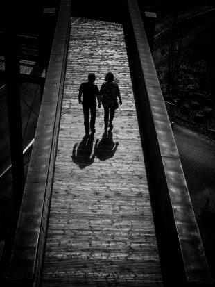 Spaziergang von Georgie_Pauwels