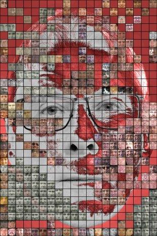 Gesichter aus einem Leben (GI _ Gesichter) von christof (1)