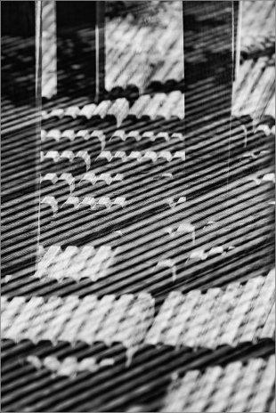 Abstrakt - wuselig von Manfred Fessel