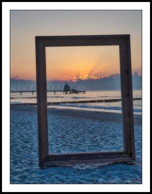 Strand mit Ausblick von MixMax_14
