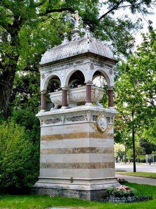 Wien Währinger Ortsfriedhof 3 von RüdigerLinse