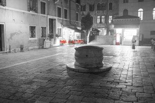 Venice Night II von Der Eisvogel