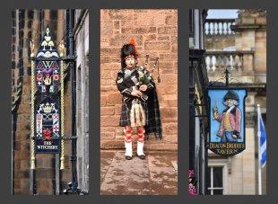 Edinburgh-Triptychon von a.peter