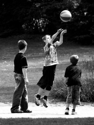 Basketball von gio-jo