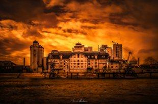 Darum ist es am Rhein so schön II (Worms Apokalypse 2) von Thomas-Weinsheimer